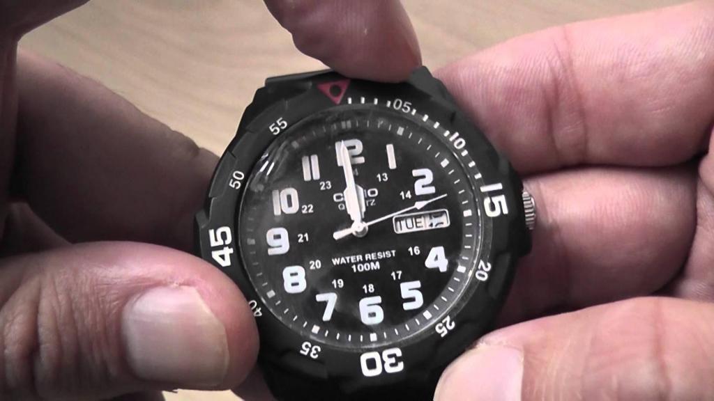 Vendo Reloj Casio Mrw200h1b Hombre Analógico