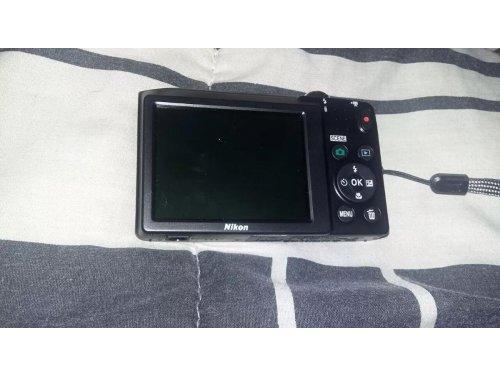 Vendo Camara digital marca Nikkon 20.1 Mp