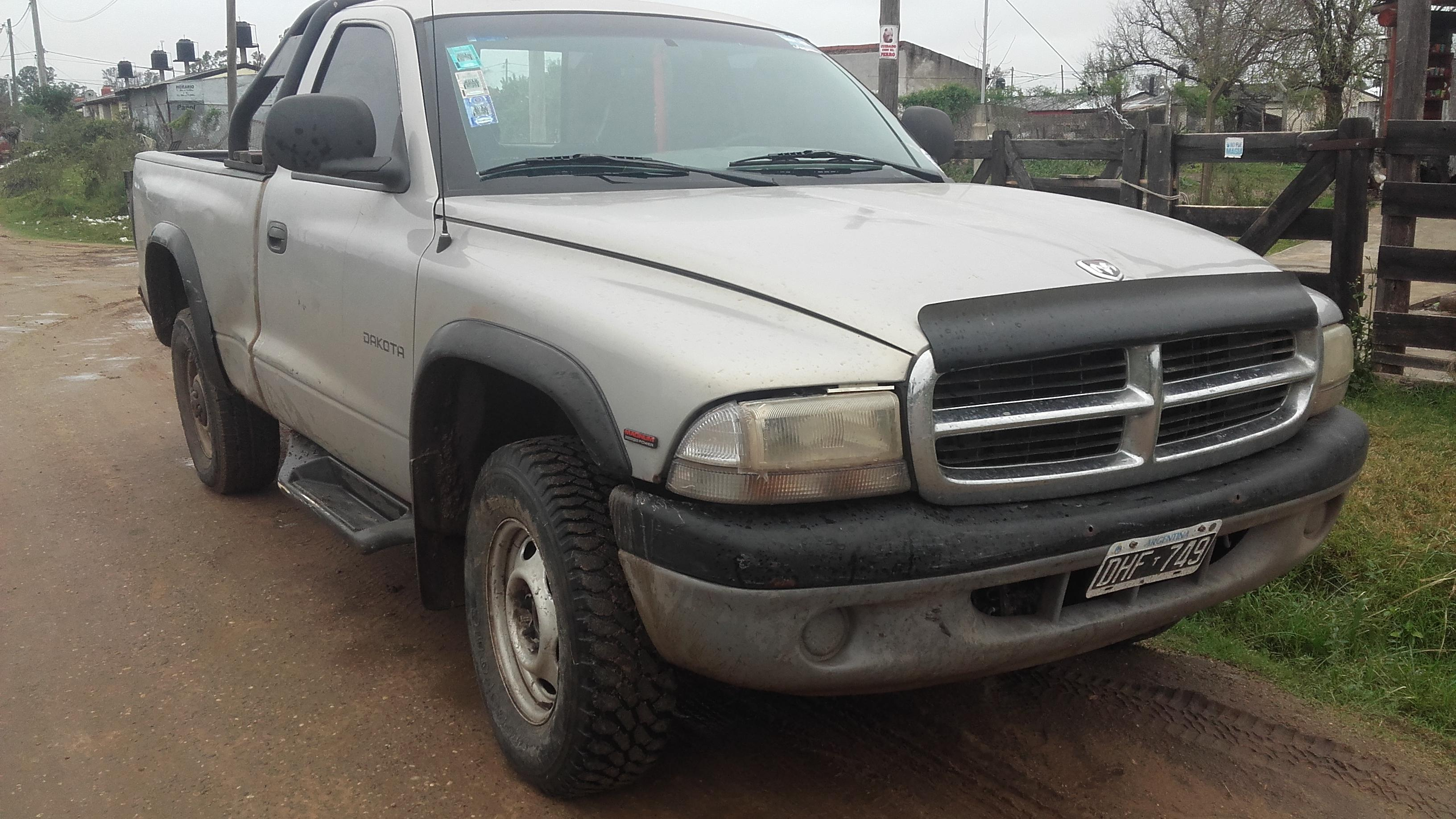 Vendo Camioneta Dodge Dakota 2000