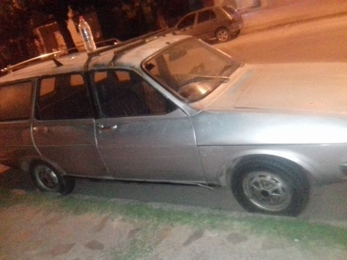 RENAULT 12 BREAK 81 VENDO