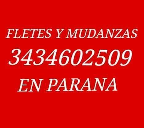 Fletes y mudanzas 3434602509