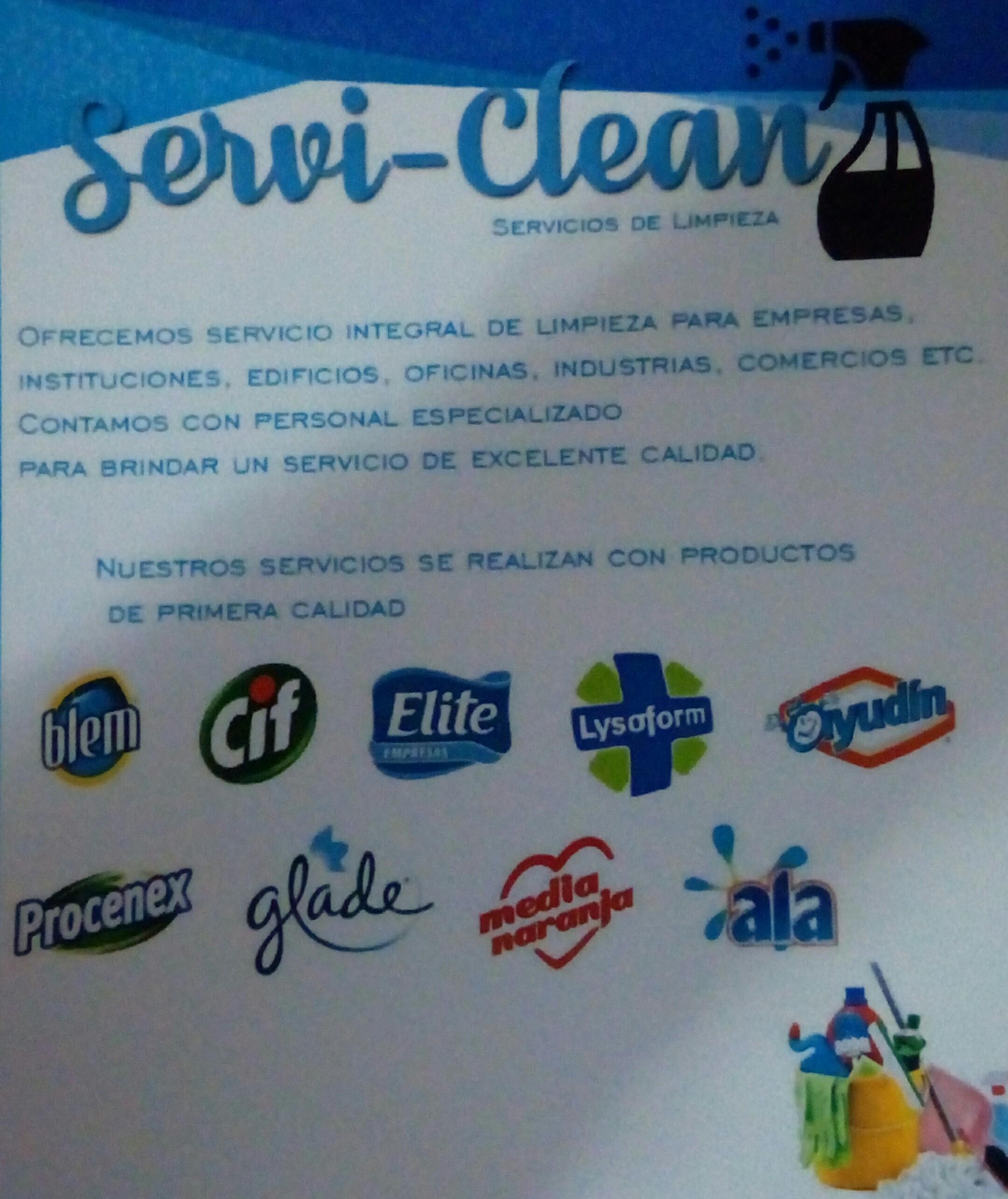 Empresa de limpieza Serví Clean