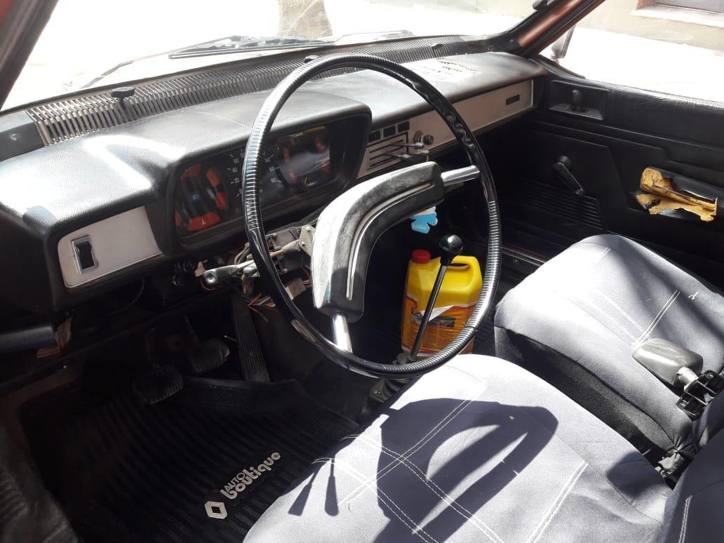 Renault 12 1980