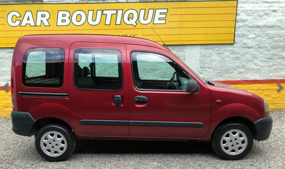 Vendo Kangoo 2000 Rld 1.9 Full 1Plc Km 45.000