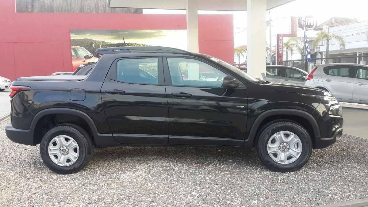 VENDO FIAT TORO 4X4 AUTOMATICA $190MIL Y CTAS