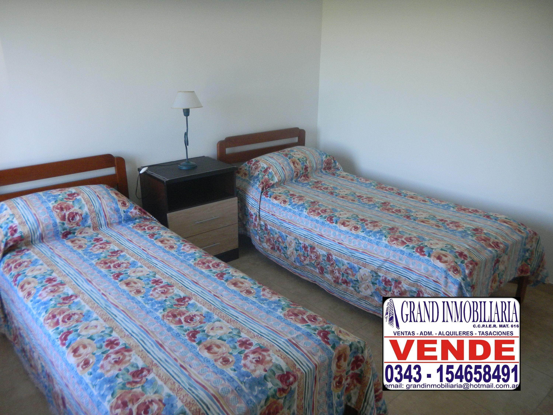 VENDO Departamento alquilado 2 Dormitorios en Colón E.R.