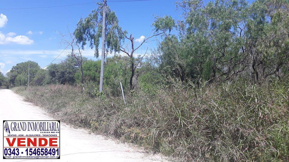 VENDO Terreno de 1.900 M2 en Paraná