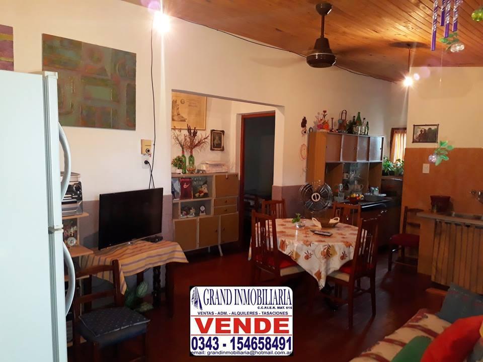 VENDO Casa con dos terrenos en Las Garzas HASENKAMP