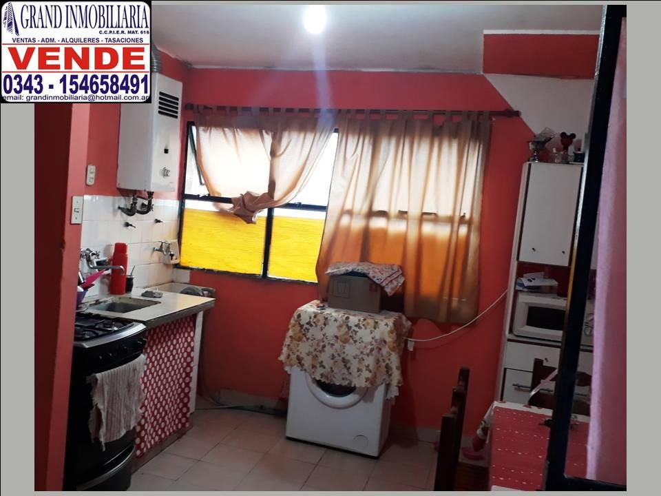 VENDO Departamento 2 Dormitorios en calle Suipacha