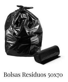Bolsas de Residuos, Consorcio y Ecológicas (100 Unidades)