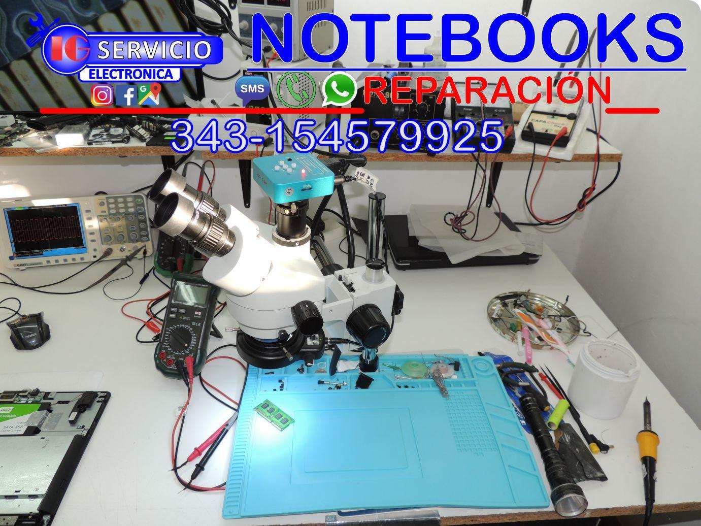 ¿No enciende tu notebook ? Reparaciones MOTHER DE NOTEBOOKS, PC,