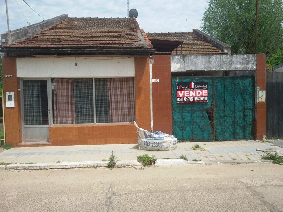 VENDO. Casa en calle 25 de Mayo Nº 314. Concordia, E.R.