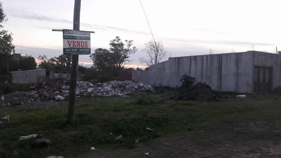 VENDO TERRENO en San Lorenzo esquina Maipu