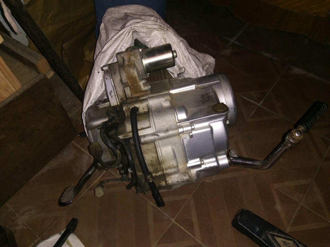 Motor GUERRERO STRIP