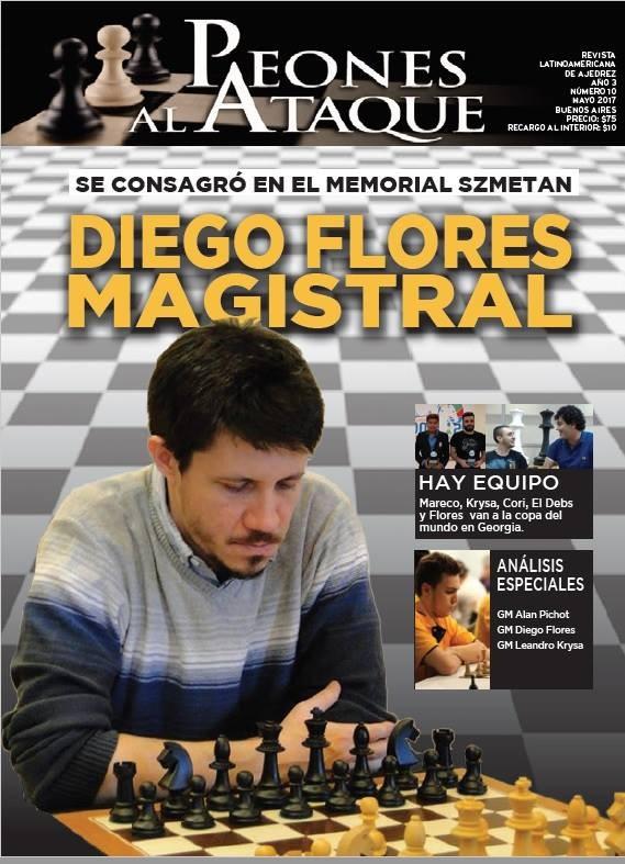 Revista de ajedrez