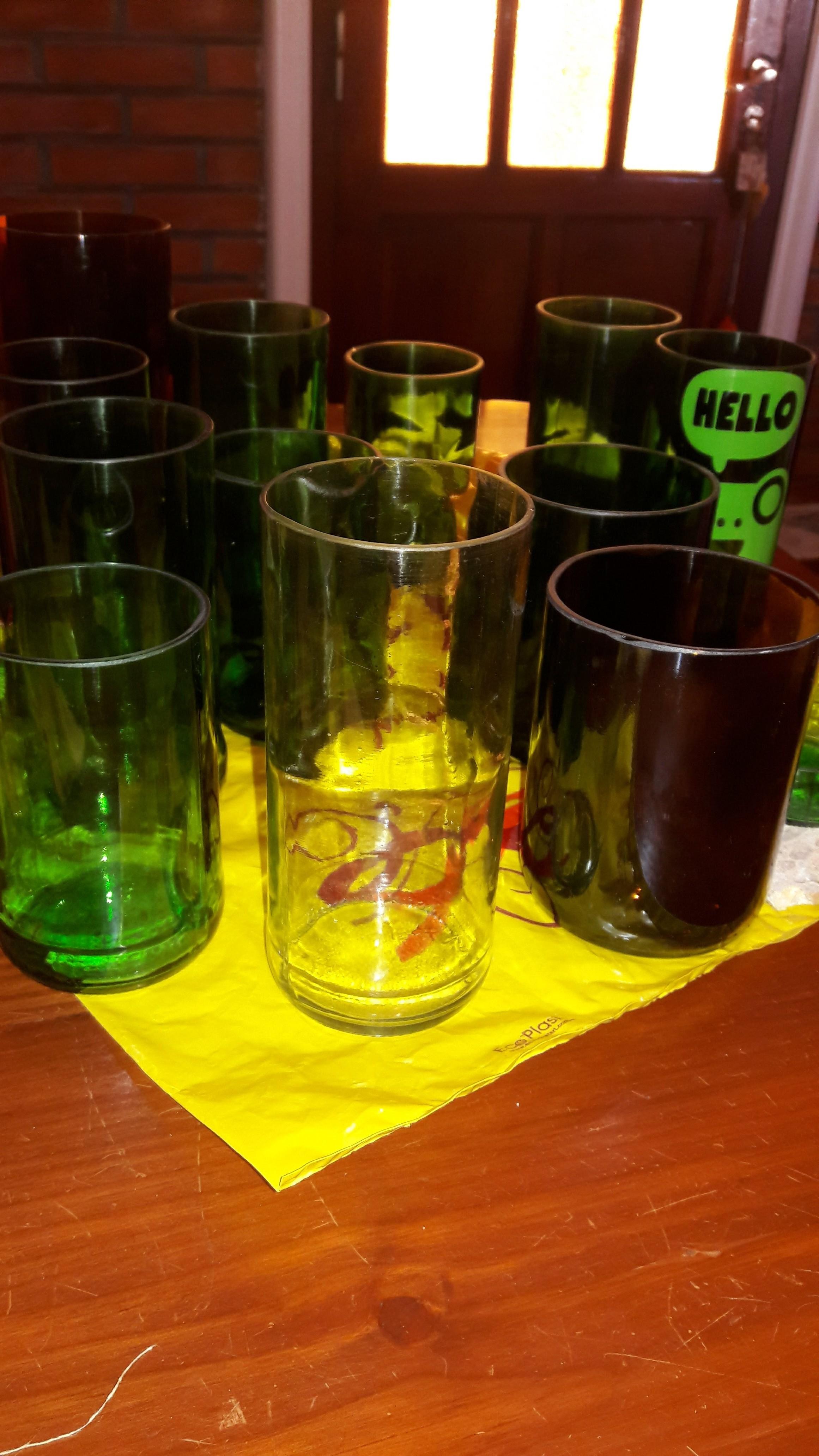 Reciclados LaMa (vasos,artesanías en vidrio)